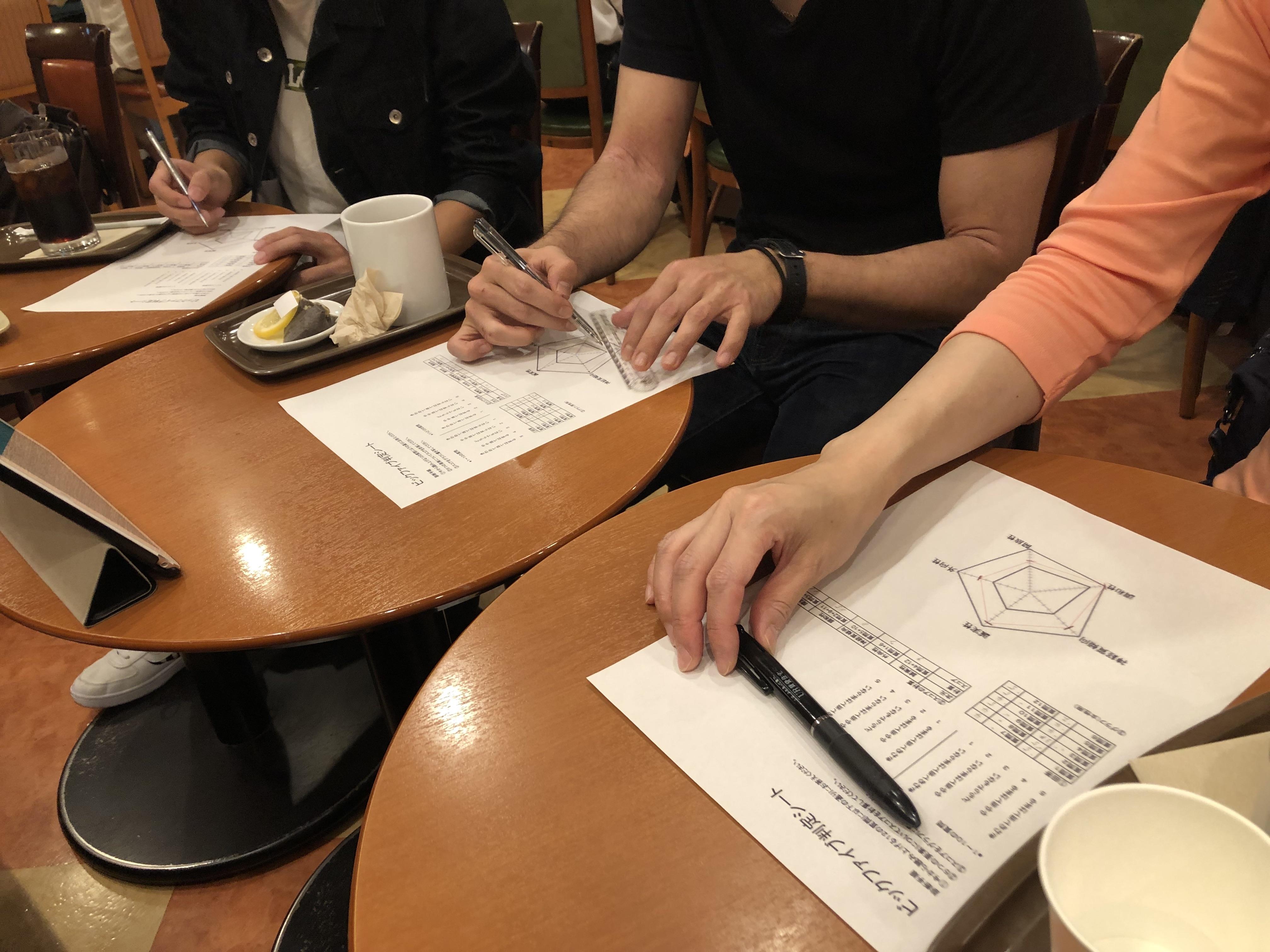 2019年11月9日 第2回目の自己分析セミナー東京